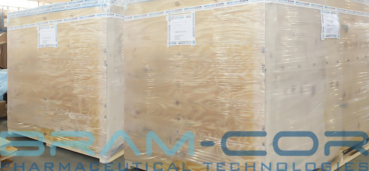 Bram-Cor Pharmaceutical Technologies - Equipment Delivering