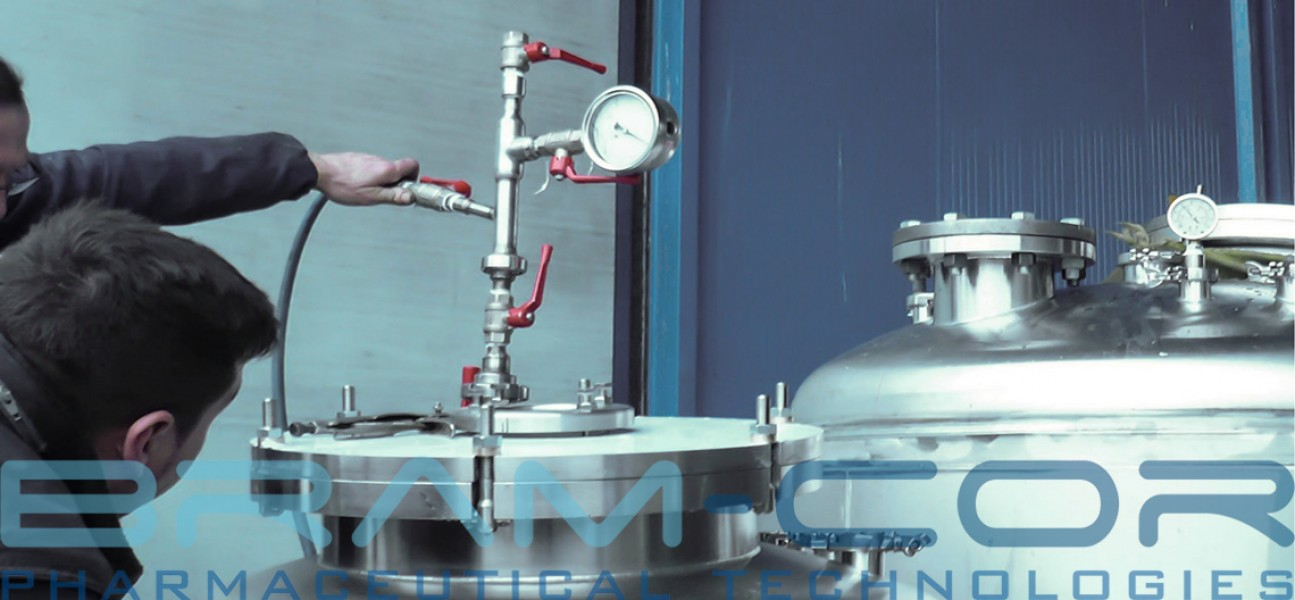 Bram-Cor Pharmaceutical Technologies and Equipment - Pressure Test
