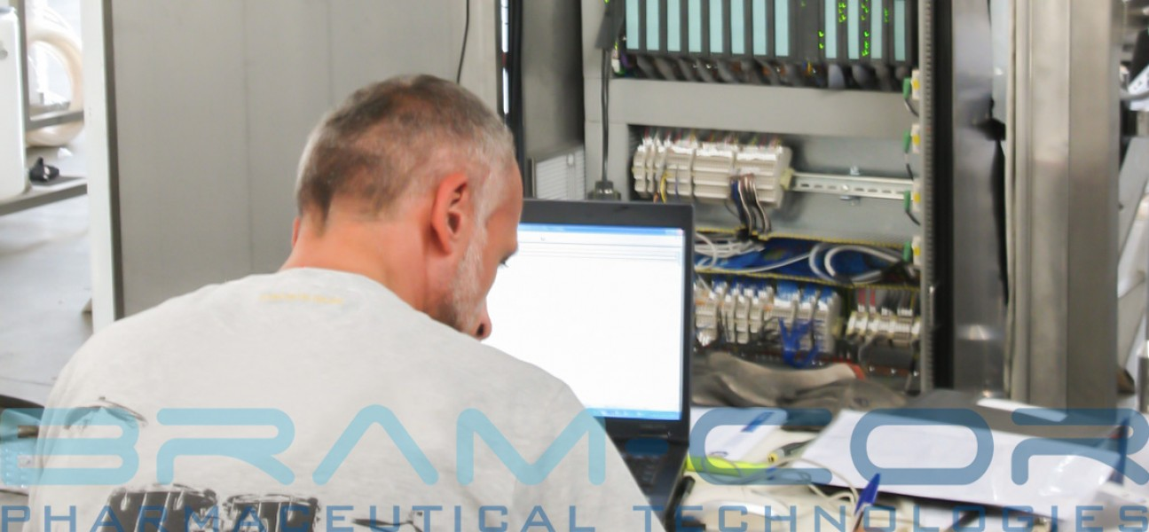Bram-Cor Pharmaceutical Technologies - FAT Factory Acceptance Test - SCADA