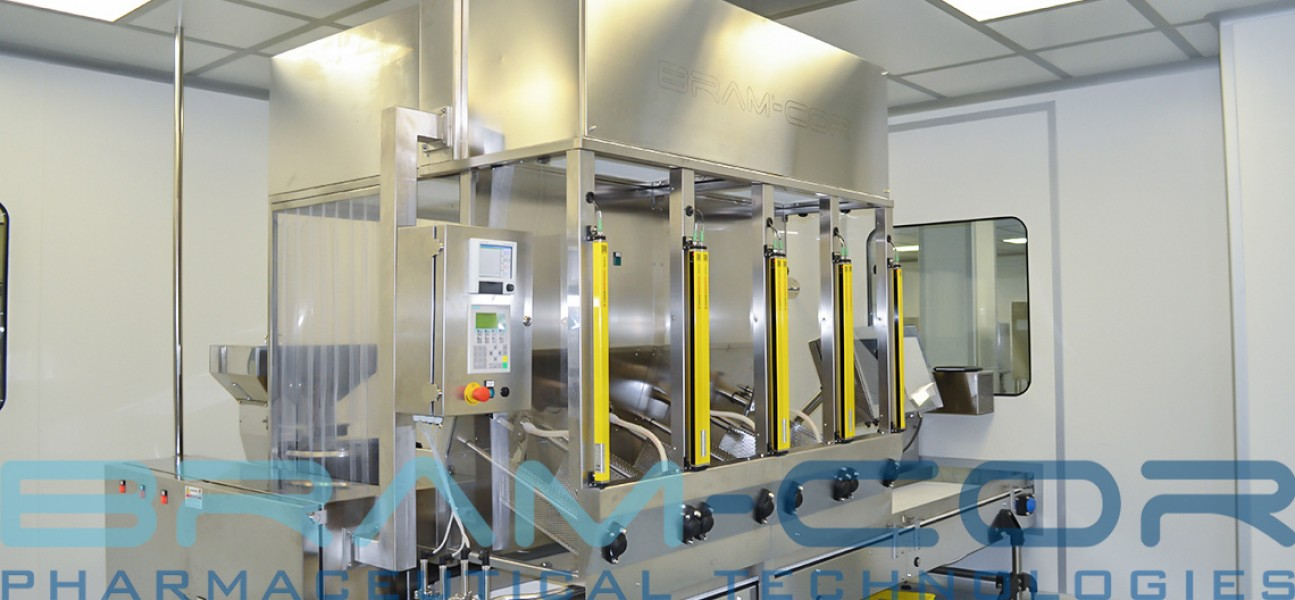 Bram-Cor Pharmaceutical Equipment - Filling machines for bags