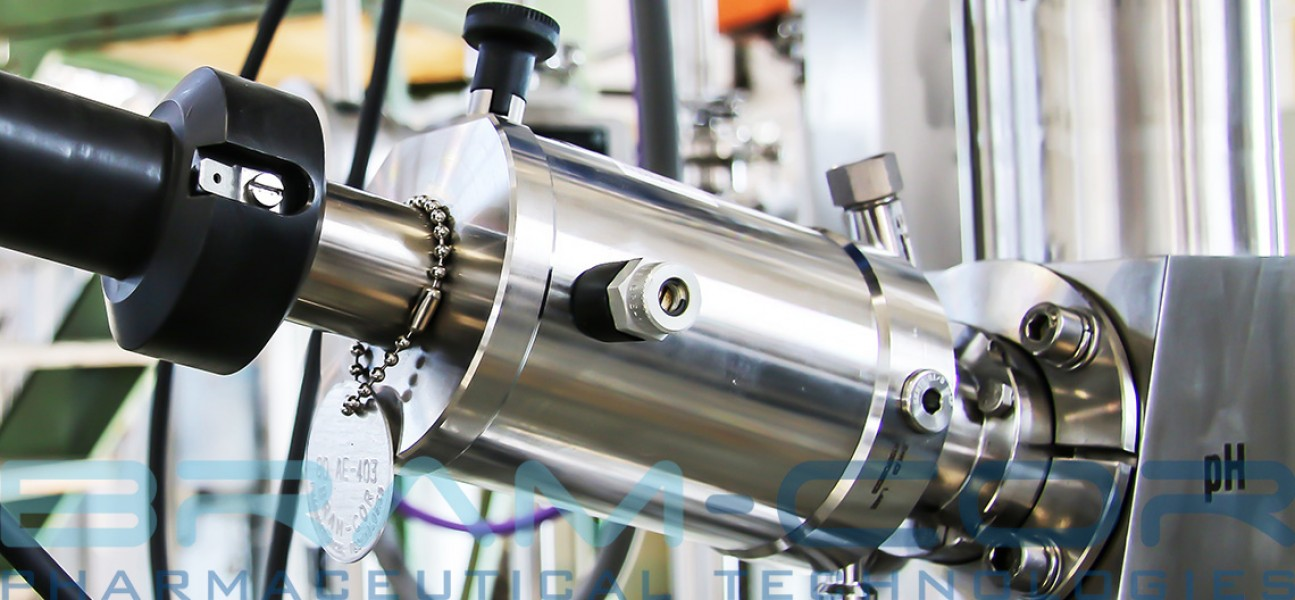 Bram-Cor Pharmaceutical Processing Systems - Formulation and preparation - construction detail