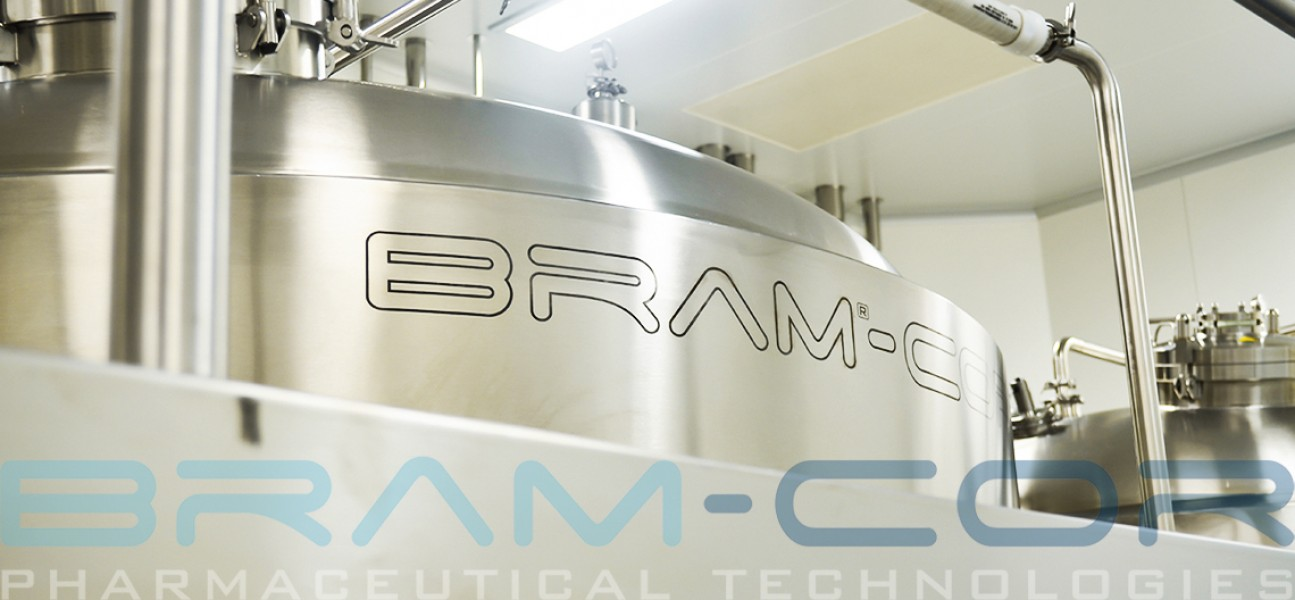 Bram-Cor Processing Systems - Formulation and preparation for pharmaceutical plants
