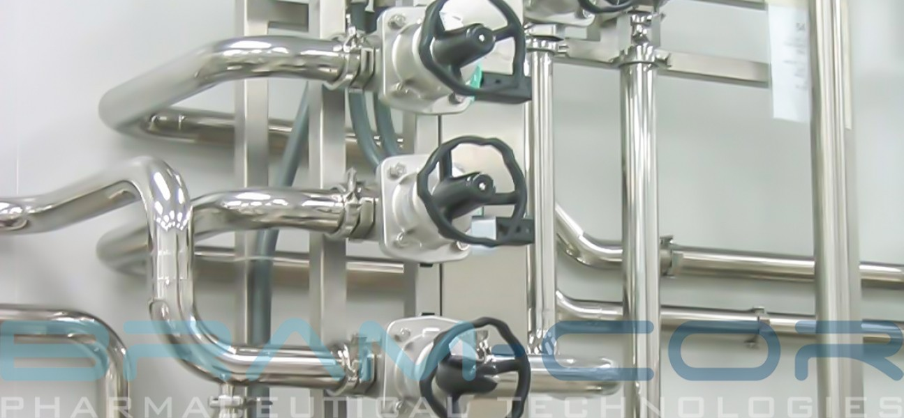 Bram-Cor Pharmaceutical Equipment - Processing System - Loop