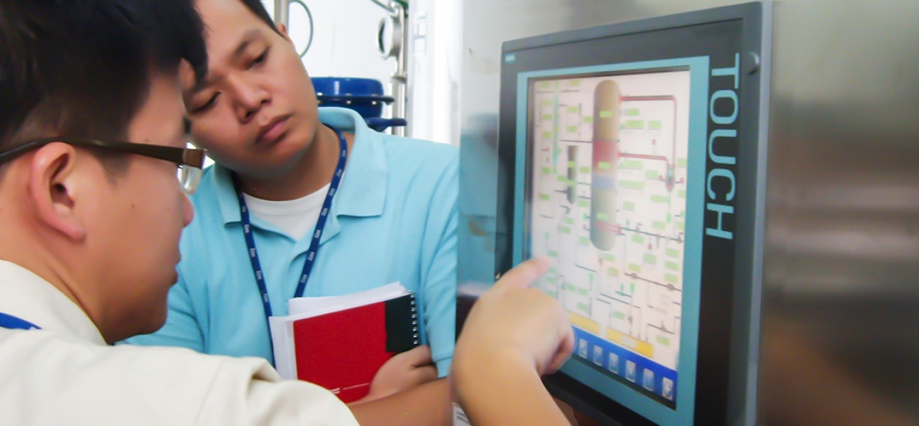 Bram-Cor Water Treatment System - SCADA control system training - Pharmaceutical Equipment