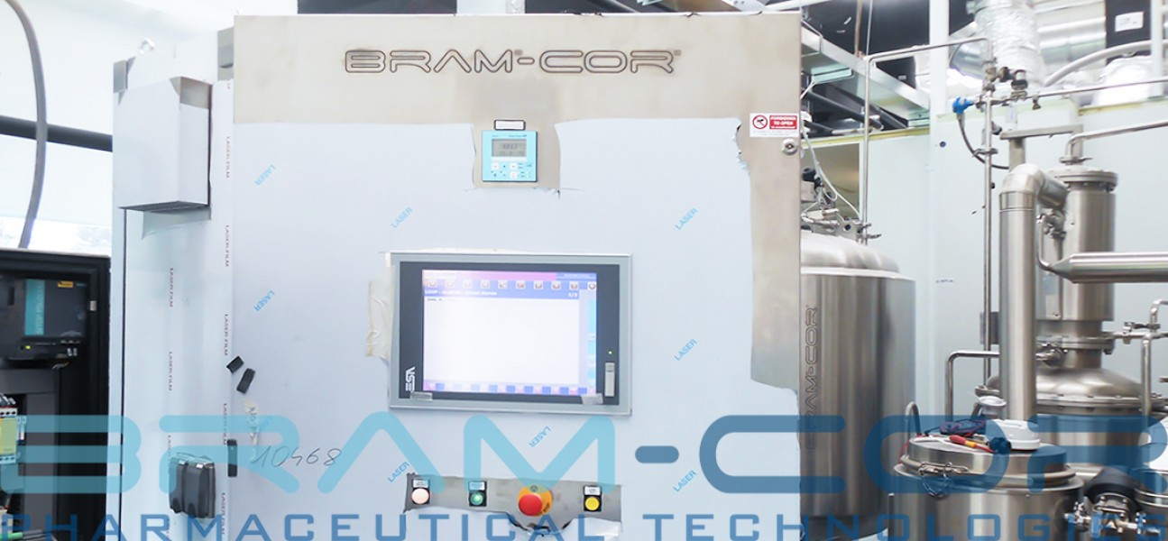 Bram-Cor Pharmaceutical Technologies - Water Treatment System - Site installation
