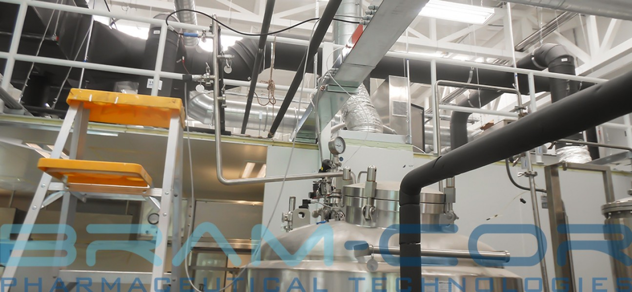 Bram-Cor Pharmaceutical Equipment and Technologies - Site installation