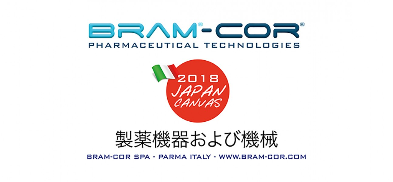 Bram-Cor Pharmaceutical Equipment - Marketing - Japan canvas