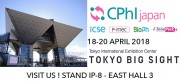 Bram-Cor at CPhI Japan