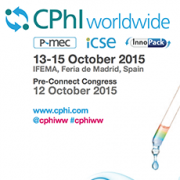 CPhI worldwide 2015 - MADRID