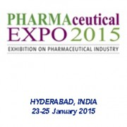 HARMACEUTICAL EXPO 2015 HYDERABAD
